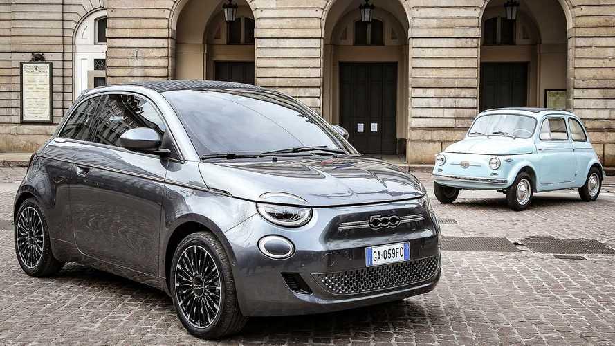 Fiat 500e mantém data de estreia e Turim instala 100 carregadores