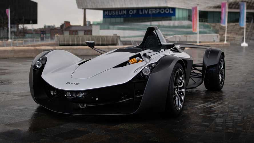 New BAC Mono Debuts With More Power, Less Weight
