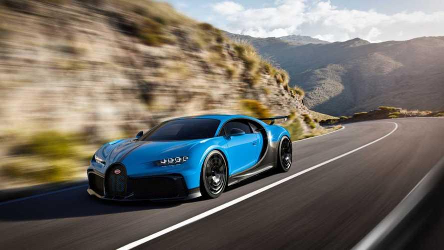 Bugatti Chiron Pur Sport (2020) - Faite pour les virages