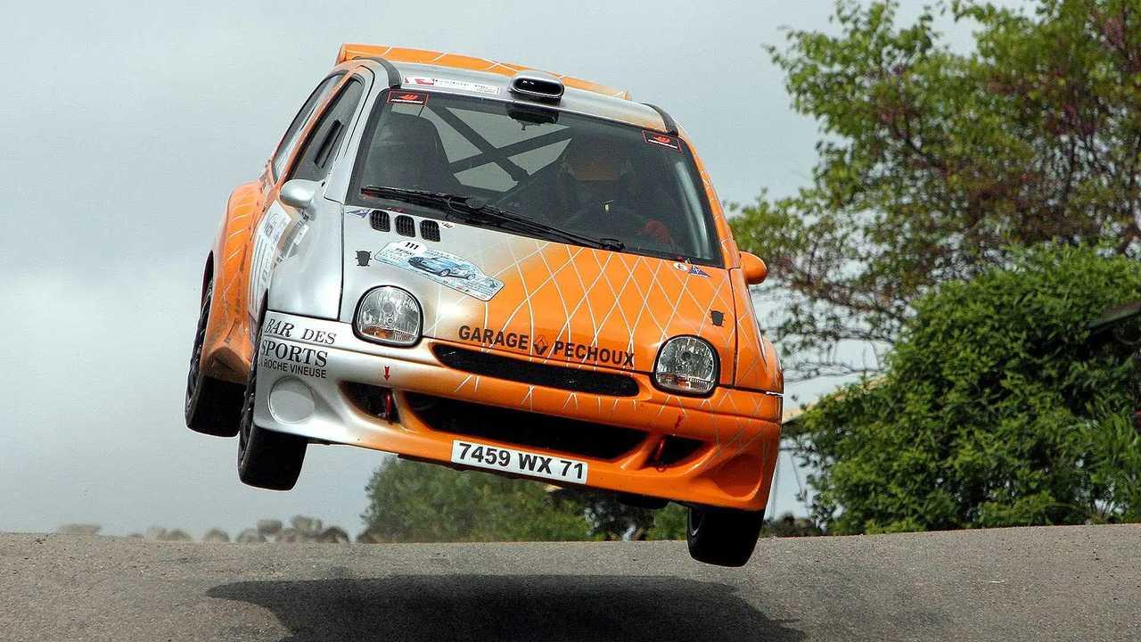 La Twingo et le sport auto en France