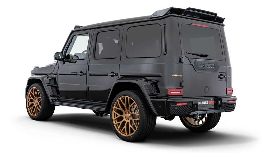 BRABUS 800 Black & Gold Edition