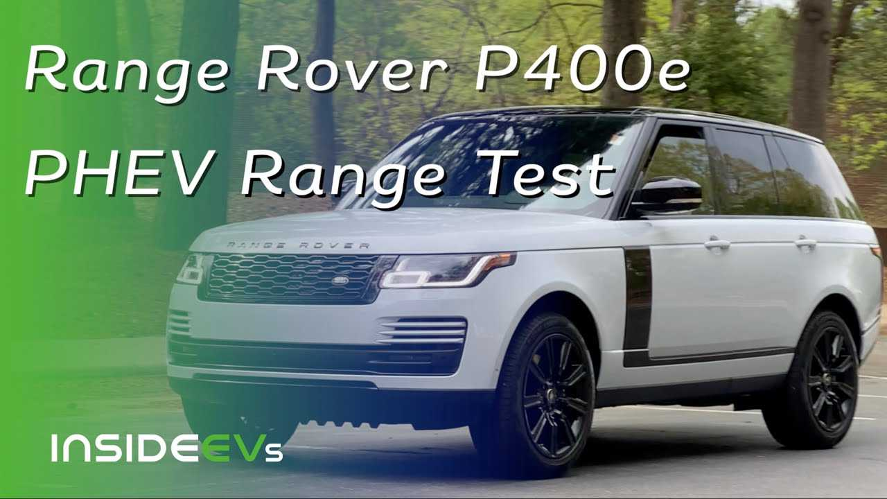 ¿La electrificación hace que el Range Rover P400e sea el mejor 4x4? 13