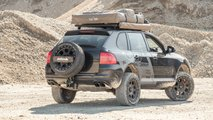 Lifted Porsche Cayenne By Delta 4x4