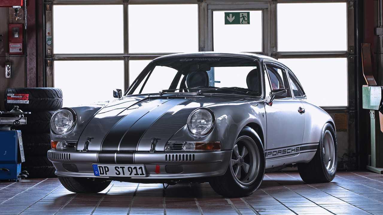Porsche 911 S/T de dp Motorsport
