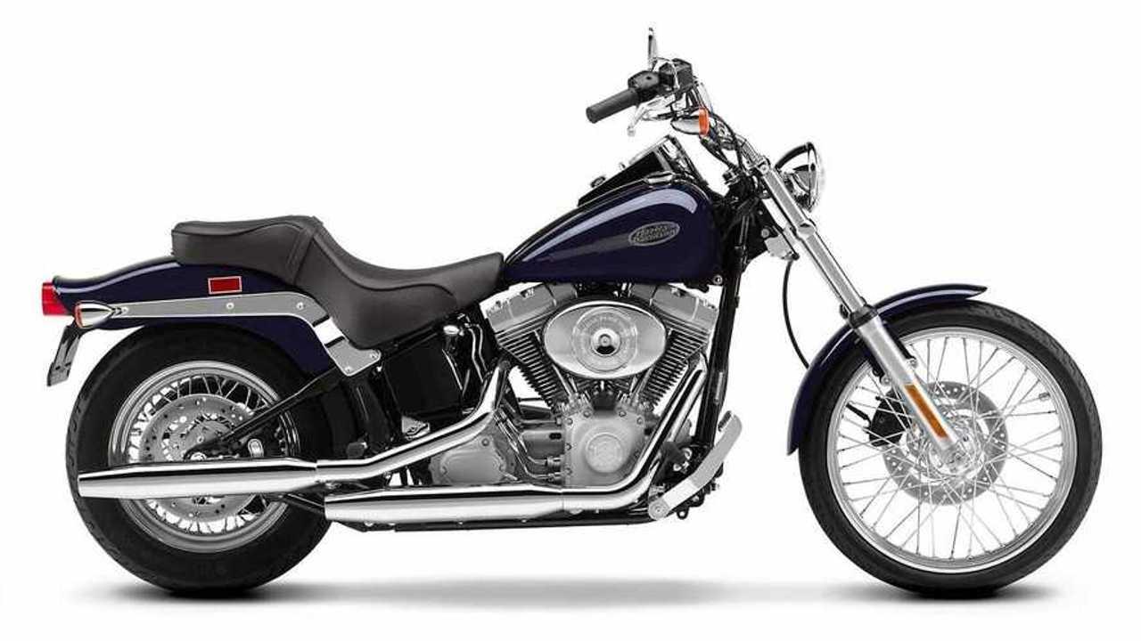 Harley FXST