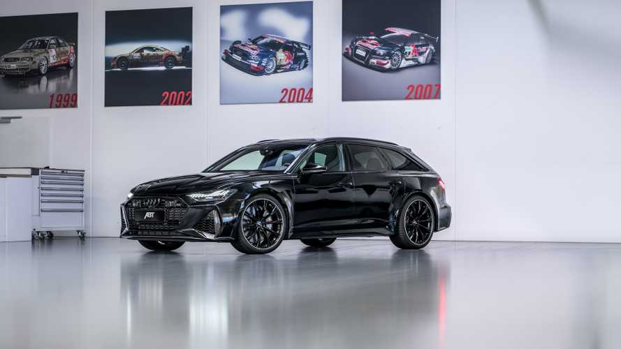 Nuova Audi RS 6 Avant ABT
