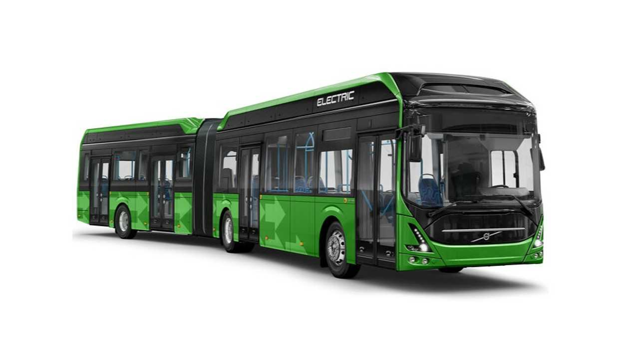 Volvo 7900 Electric Articulated