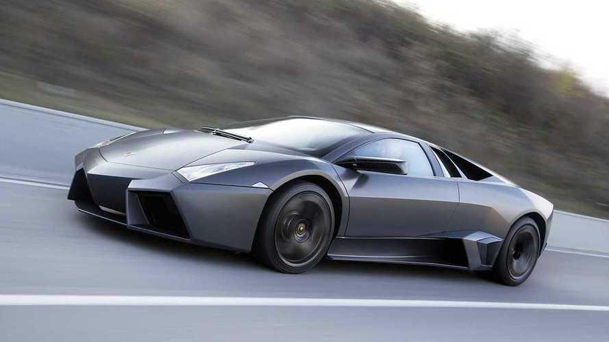 Prova della Lamborghini Reventon