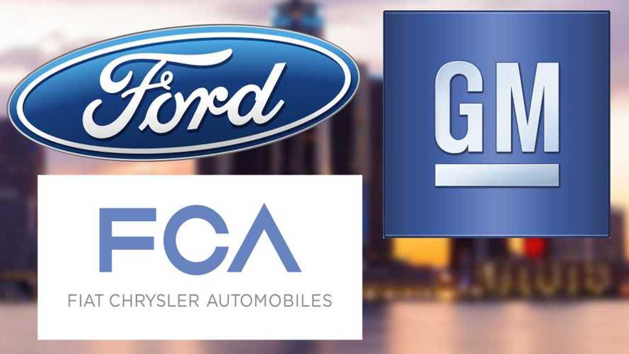 Detroit Automaker Logo