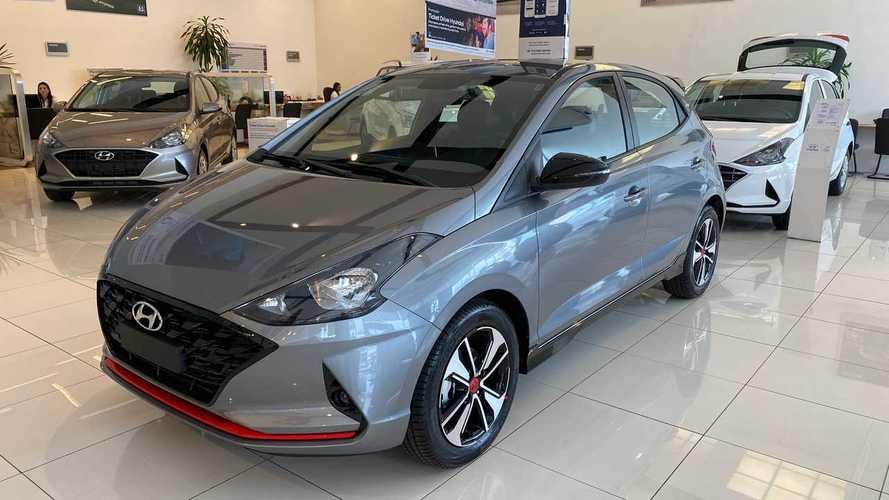 Vendas no varejo 2020: Hyundai supera Fiat e HB20 reduz vantagem do Onix