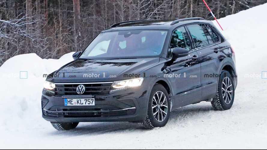 Volkswagen Tiguan híbrido plug-in é confirmado para 2020