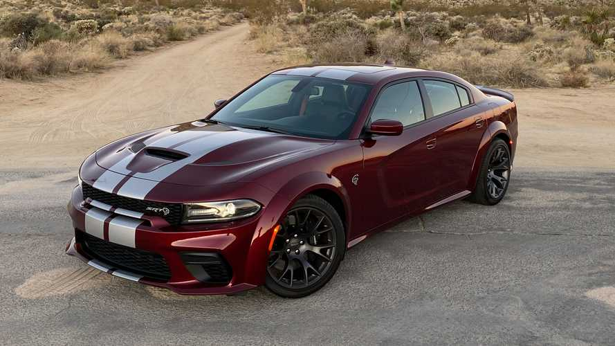 2020 dodge charger srt hellcat widebody | motor1 photos