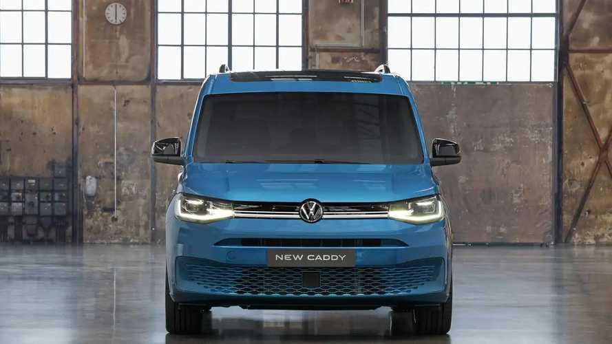 VW Caddy (2021)