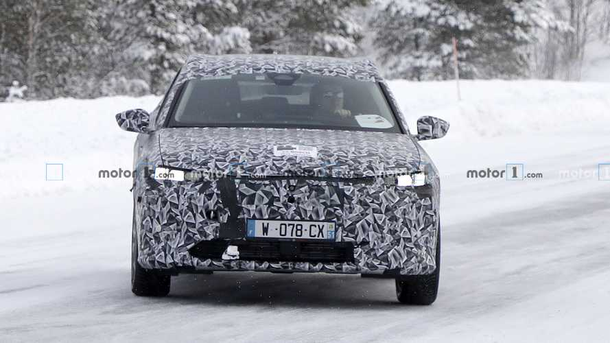 New DS4 first spy photos