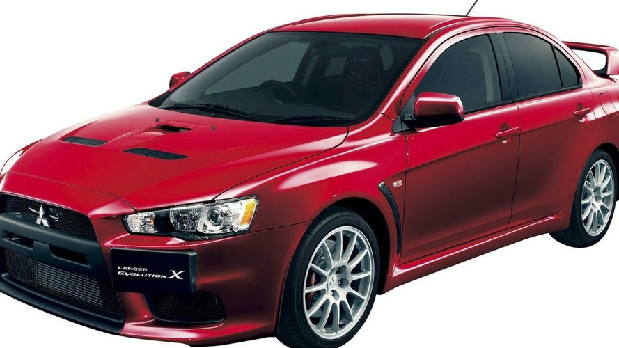 Mitsubishi Lancer EVO X GSR Premium Edition Released in Japan