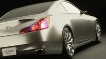 Infiniti Coupe Concept Debut
