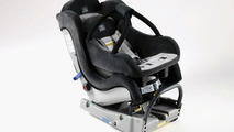 Mercedes-Benz child seat: TOPSAFE model