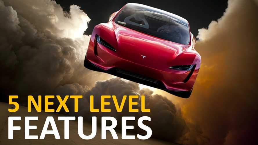 Tesla Roadster: 5 insane features no other car has