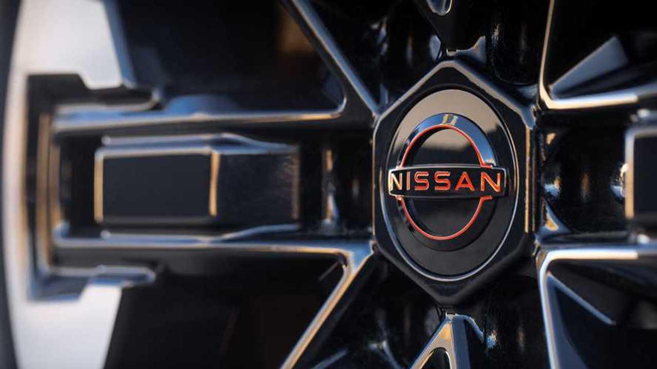 Nissan Frontier Emblem Wheels