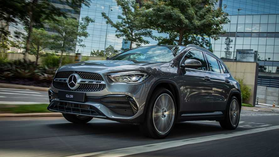Novo Mercedes-Benz GLA 200 AMG Line começa a ser vendido no Brasil por R$ 325.900