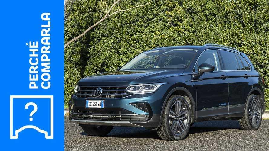 Volkswagen Tiguan, perché comprarla e perché no