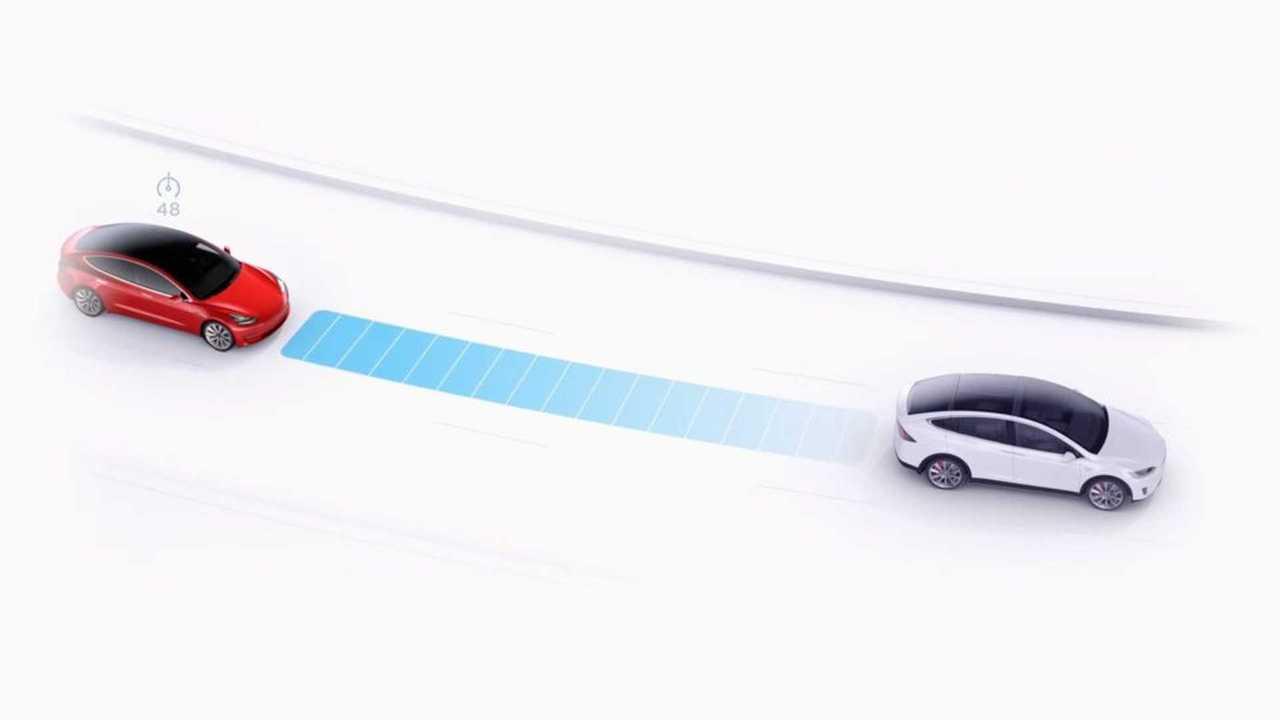 2021 Tesla Model X Autopilot