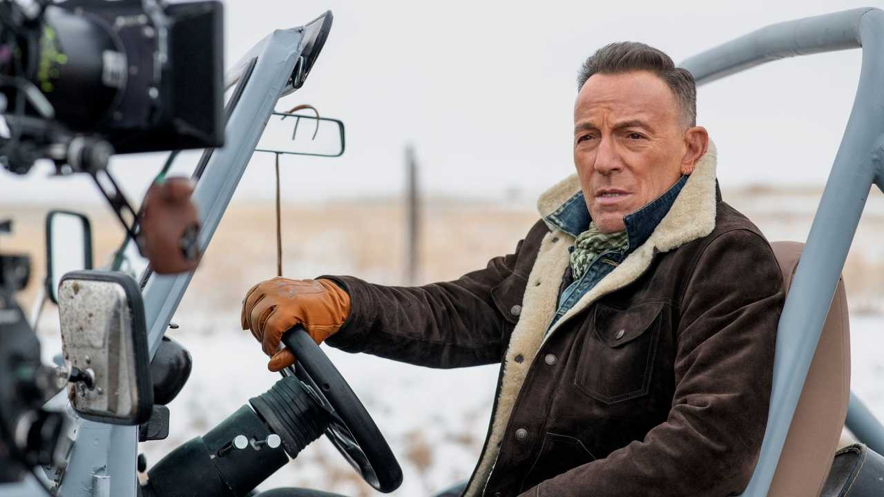 Bruce Springsteen Starring On Jeep's 2021 Super Bowl Ad