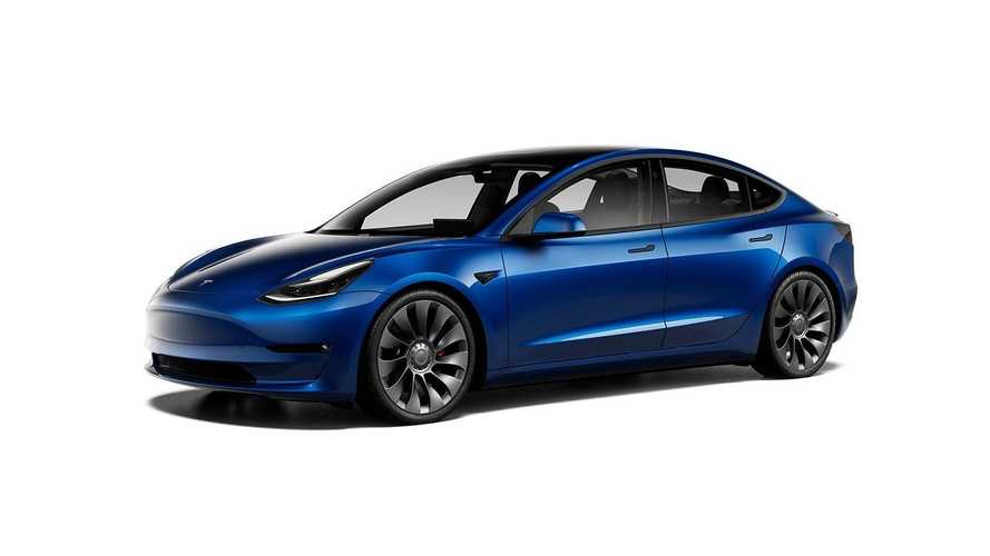 Refreshed Tesla Model 3s With Heated Steering Wheel Delivered In U.S.