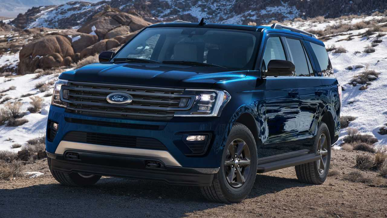 2021 Ford Expedition XL with STX Package