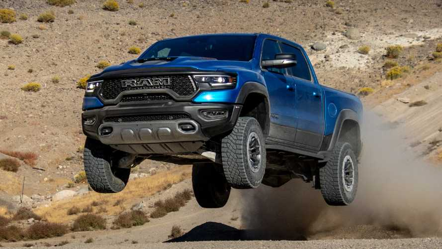 2021 Ford F-150 Raptor Could Be Better To Lease Than 2021 Ram TRX