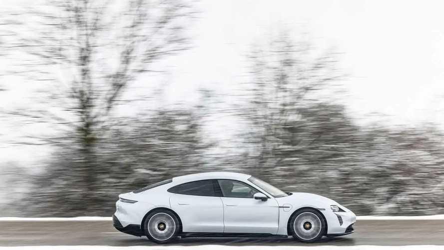 Porsche Taycan (2021): Erster Test