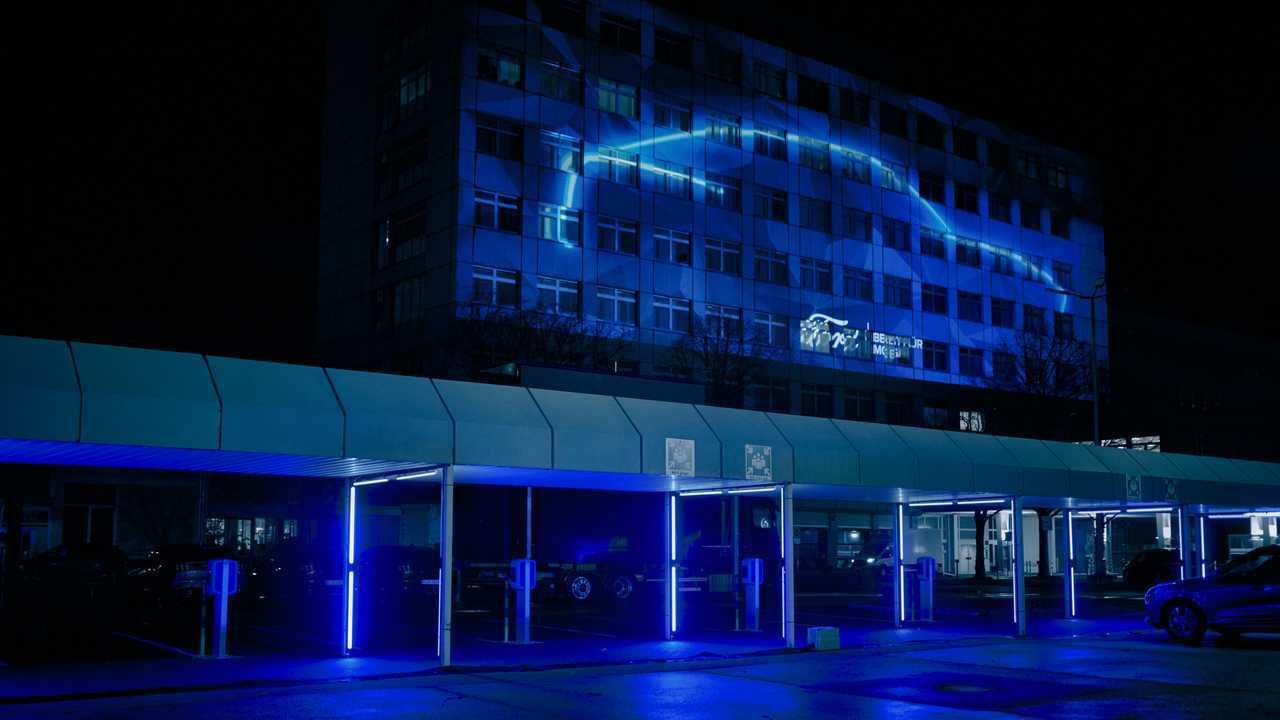Ford Electrification Center in Köln