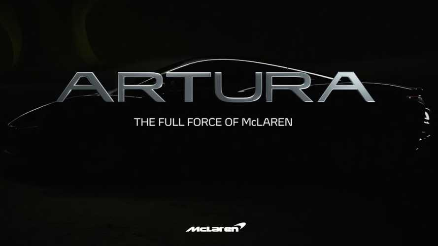McLaren Artura Debuts Today: See The Livestream