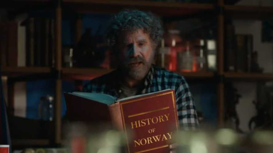 UPDATE: Will Ferrell Becomes Obsessed With Norway In GM Super Bowl Ad Teasers