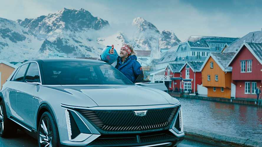 Will Ferrell And GM Take On Norway For EV Supremacy In Super Bowl Ad