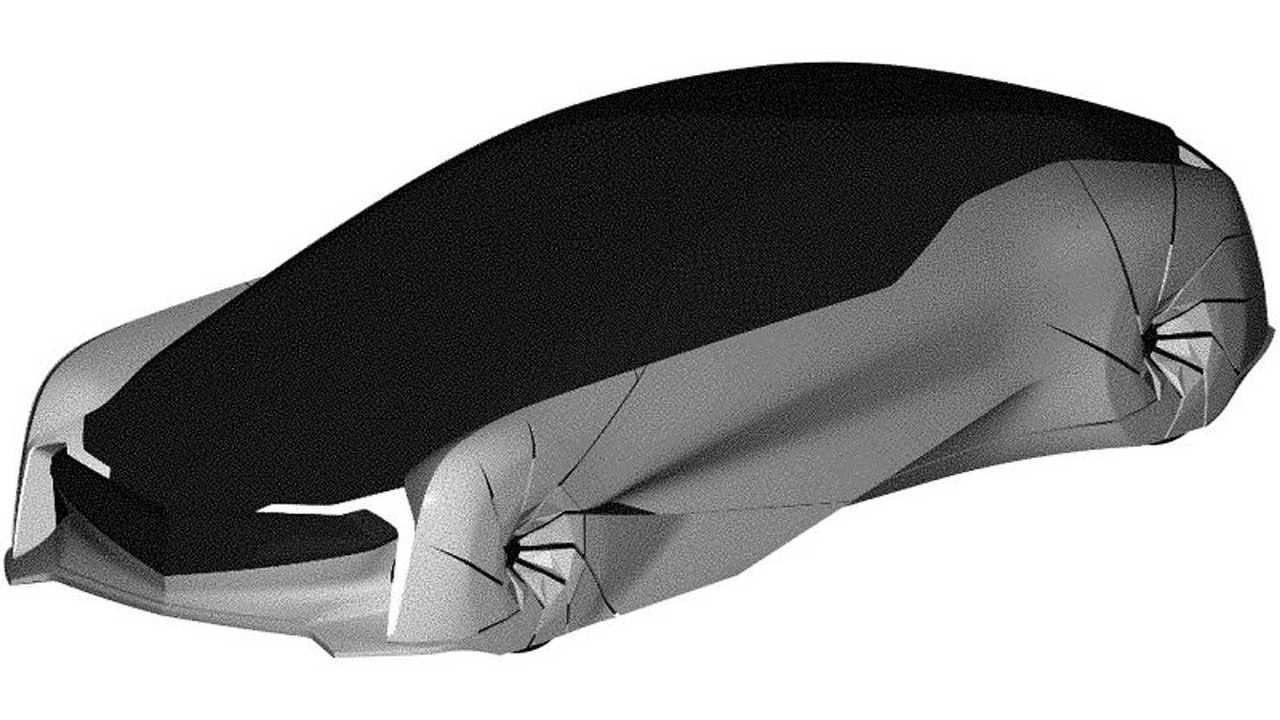 Honda Grand Tourer Konsepti Patent Tasarımı