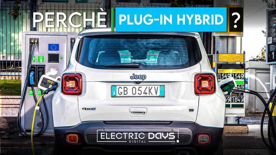 Perché scegliere un'auto plug-in hybrid e perché no