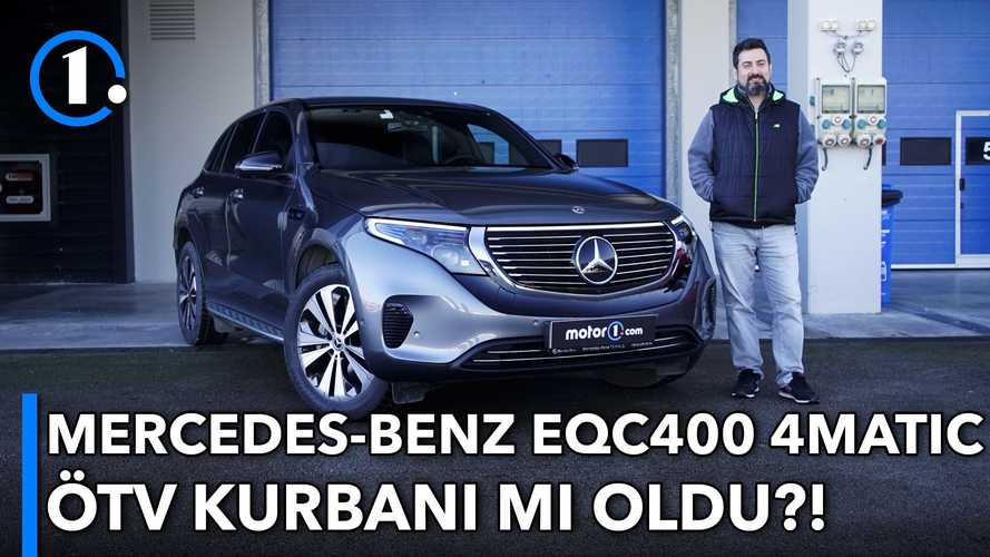 2020 Mercedes-Benz EQC 400 4MATIC | Neden Almalı?