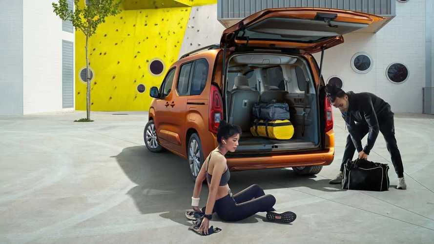 Opel Combo-e Life (2022)