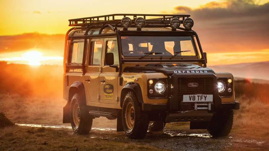 Land Rover Defender Works V8 Trophy 2021: un homenaje al clásico