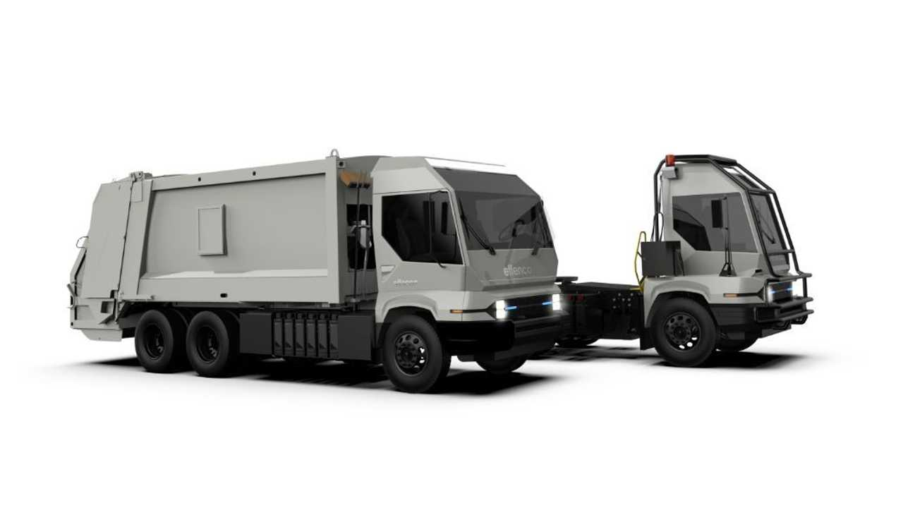 Effenco Ultracapacitor Energy Storage Systems For Heavy-Duty Vehicles