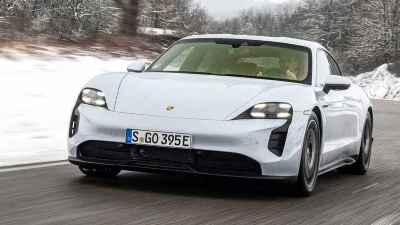 Porsche Taycan: Neue Basisversion mit Heckantrieb im Test