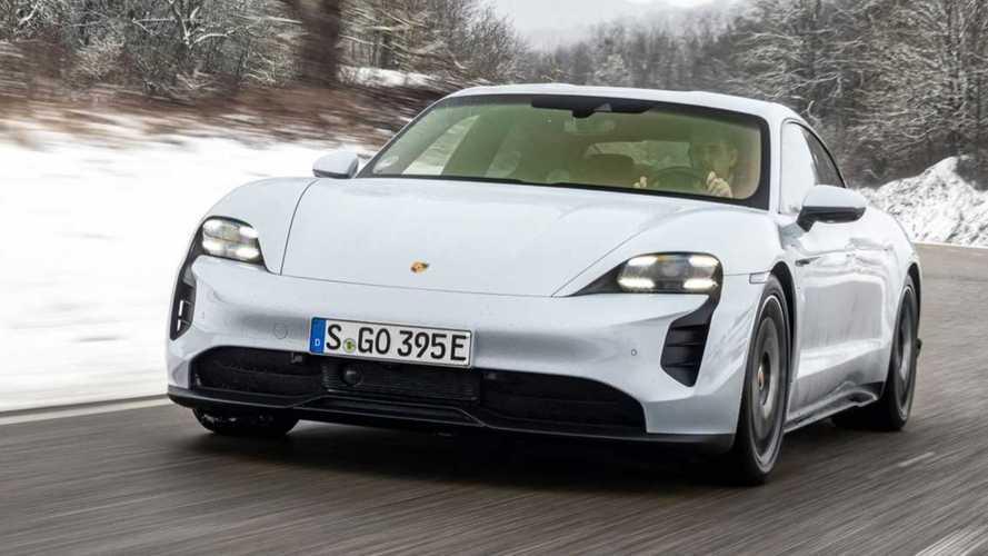 Porsche Taycan (2021): Version mit Heckantrieb im ersten Test