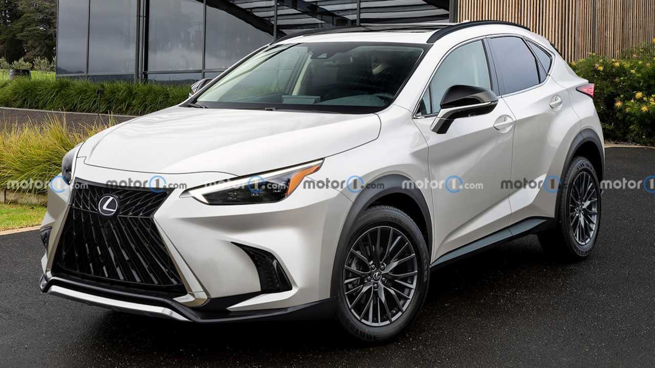 Next-Gen Lexus NX