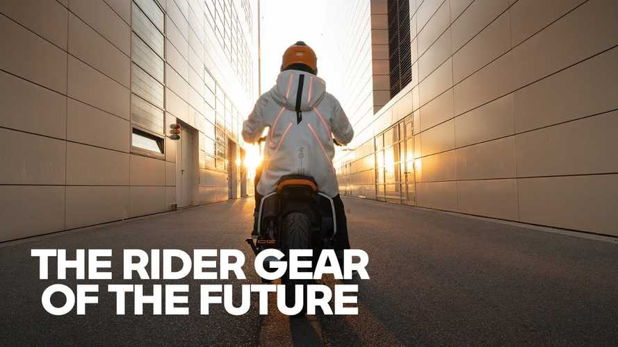 BMW Talks About Riding Gear Of The Future