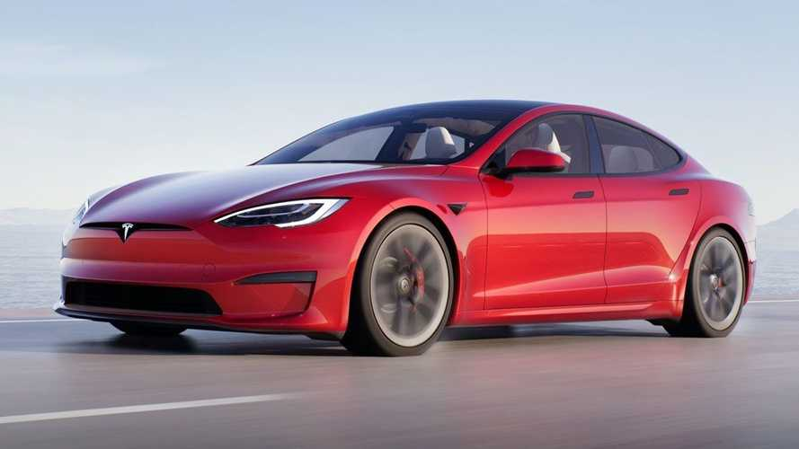 Tesla Model S Plaid+ - Un monstre de plus de 1100 ch