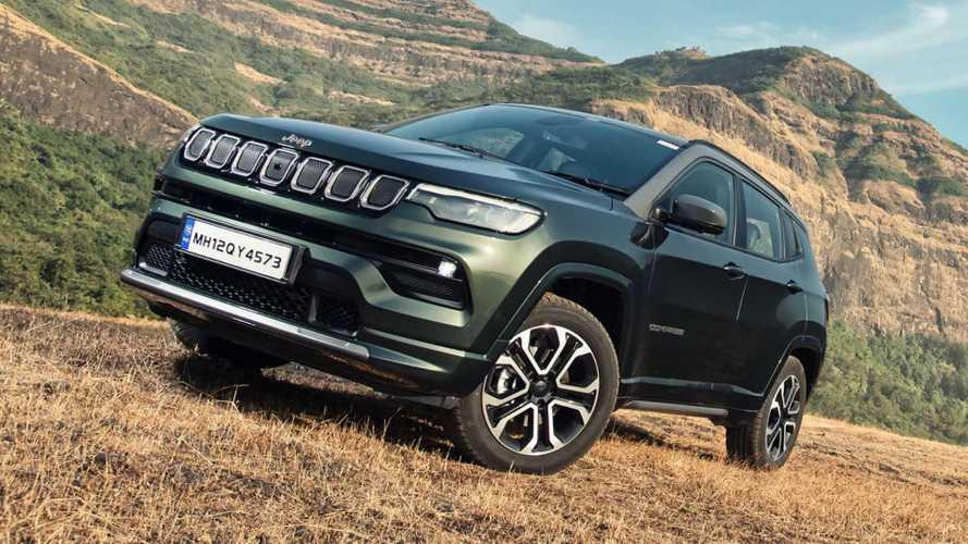 Novo Jeep Compass 2022 tem preços a partir de R$ 125.700 na Índia