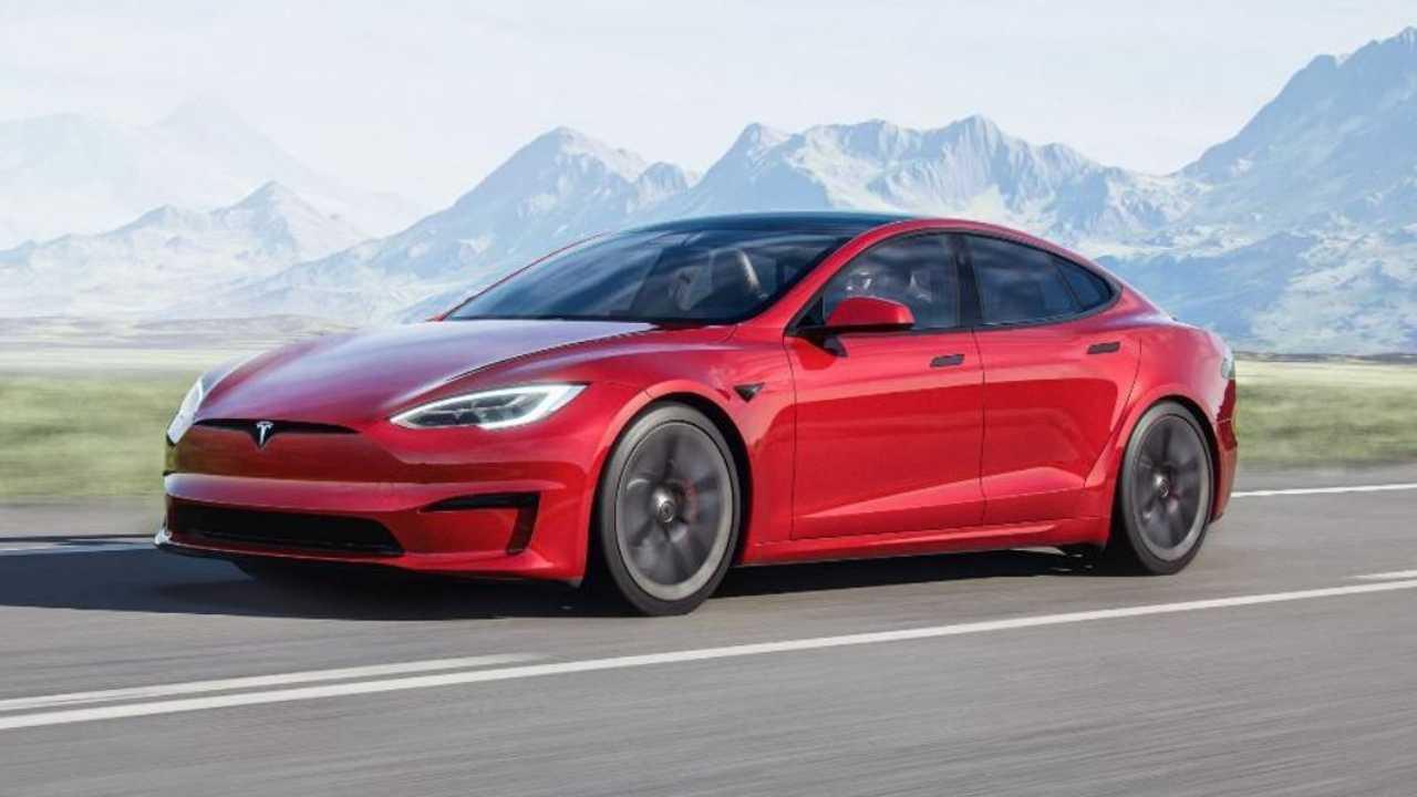 Tesla Model S Plaid Refresh