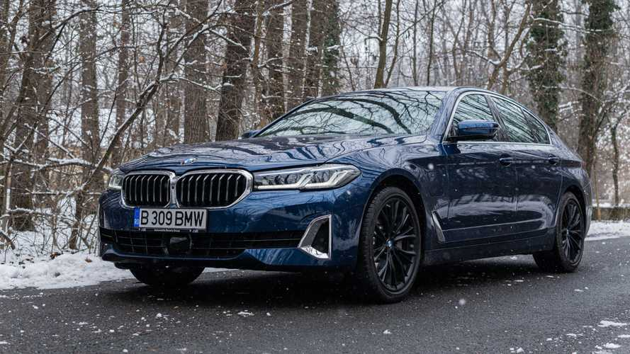 2021 BMW 530e xDrive Review: Best Midsize Luxury Plug-In Sedan?
