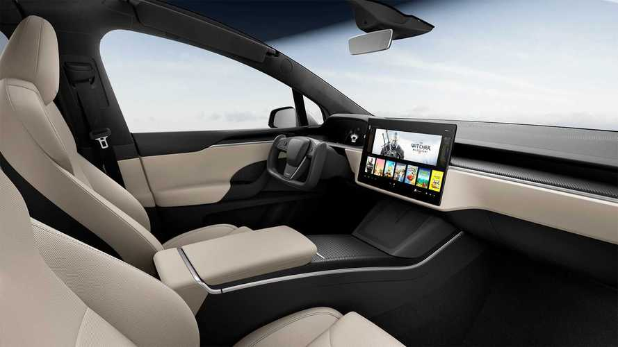 New Tesla Model S, X Have No Gear Selector: Cars Guess What Gear You Want